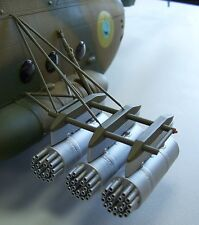 1:35 Set of armament for the helicopter of Mi-8 / Mi-17