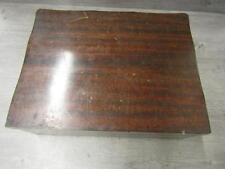 53 pc Oneida Community Plate Coronation Pattern Silverplate in Wooden Box