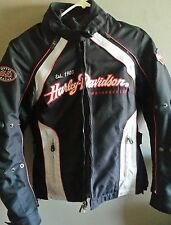 Harley davidson 3 in 1 water proof jacket NWOT SIZE SMALL  protection shells.