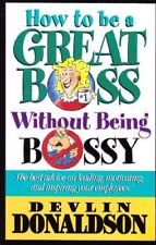 How to Be a Great Boss Without Being Bossy