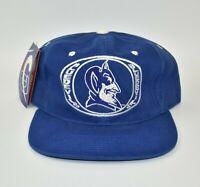 Duke Blue Devils Vintage 90's NCAA Adjustable Snapback Cap Hat