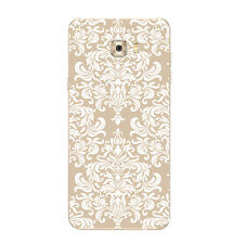 Case For Samsung Galaxy A7 2016 2017 C7 Soft TPU Phone Back Cover Skins Henna