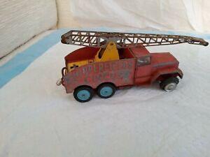 Corgi Major 6X6 Truck CHIPPERFIELDS CIRCUS Crane - restoration project