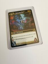 WOW TCG TIGRE SPECTRAL MINT CONDITION / ETAT NEUF