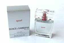 Dolce & Gabbana The One Sport for Men Eau De Toilette 30ml 1OZ Perfume