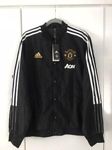 Manchester United Chinese New Year Adidas Bomber Jacket  - MUFC