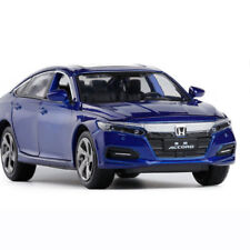 Honda Accord 1:32 Scale Car Model Diecast Gift Toy Vehicle Blue Collection Kids