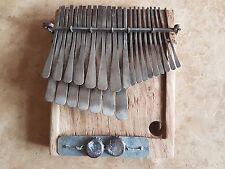 African Kalimba Mbira Thumb Piano ELECTRIC MBIRA