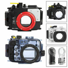Waterproof Housing Underwater Hard Case for Olympus TG4/5  Sony Canon
