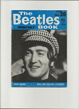 1965 the beatles monthly book # 26