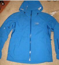 (MSRP: $775) Arcteryx Large Shuksan Ski Jacket Goretex Insulated Macaw Blue