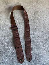 Levys M7Gp Leather Guitar Strap.