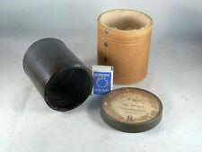 Pathé-Phonograph-Konzert-Walze, La dernière Carotte, Polin, 1910, s.g. Zustand