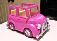 Li'l Woodzeez Breezy Buggy Car Pink