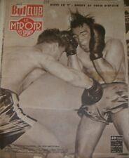 But club - Le miroir des sports N° 297 11 juin 1951 Bobet Tour d'Italie Vélo Box