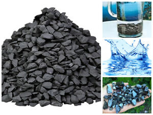 Shungite Stones Water Purification Cleaning Karelia 100% Natural water activator