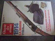 $p Revue Gazette des armes N°133 revolvers nordistes  RPG 7  poignards NSKK