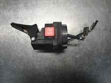 Polaris 800 Rmk 2001 '01 Snowmobile Body Hand Lever Stop Button Switch Wire