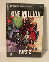 DC Comics Graphic Novel Collection One Million Part 2 Superman JLA Hardcover