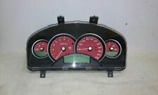 Pontiac GTO 2006 Speedometer Head/Cluster ID RED HOT 92172960, 429937