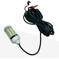 IP68 Waterproof 12V 108pcs LED Underwater Night Fishing Light Crappie Shad Squid