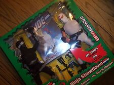 G I JOE   NINJA SHOWDOWN  12 inch figures