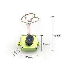 Mini 7.8g AIO 5.8G 40CH 25MW 800TVL 1/3 Cmos FPV Camera & Transmitter for RC