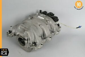 06-11 Mercedes R171 SLK350 R350 E350 C230 Engine Motor Air Intake Manifold OEM