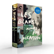 LES BLANK: ALWAYS FOR PLEASURE [BLU-RAY BOXSET] NEW BLU-RAY