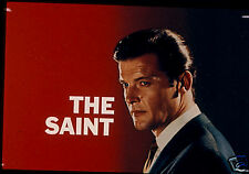 The Saint 1962 Roger Moore James Bond 35mm Color Slide