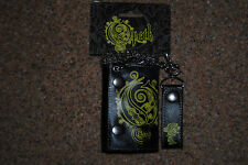 OPETH O LOGO CHAIN WALLET BNWT OFFICIAL BLACKWATER PARK HERITAGE WATERSHED