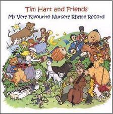 Tim Hart, Tim Hart & - My Very Favourite Nursery Rhyme Record [New CD]