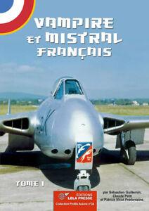 VAMPIRE et  MISTRAL Français. Tome 01 - Éditions LELA PRESSE