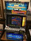 IGT Game King Video Poker Multi Game Slot Machine Touch Screen. Works Great.