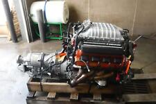 2017 DODGE CHARGER 6.2L SUPERCHARGED HELLCAT LIFTOUT ENGINE W/ TRANSMISSION