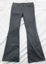H&M Womans Size 10 Grey Women's pants trousers