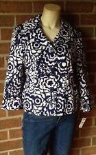 Talbots Women's Regular Cotton Blend Suits & Blazers