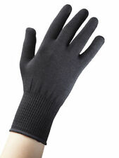 EDZ Cool Climate Silk Liner Gloves Medium - Large Thermal Motorcycle BC31468 T
