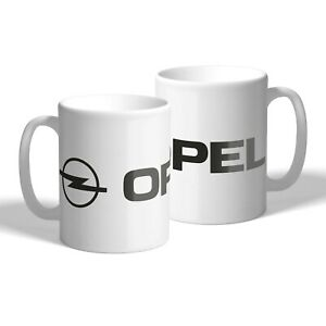 Opel Mug Car Mechanic Tea Coffee Cup Car Gift