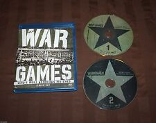 WWE: Best of War Games (Blu-ray Disc, 2013, 2-Disc Set) WCW