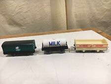 Thomas and Friends Trackmaster Chocolate, Milk and Ice Cream Cars