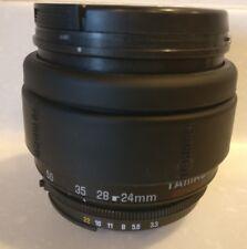 Tamron AF 24-70mm f/3.3-5.6 for Nikon AF