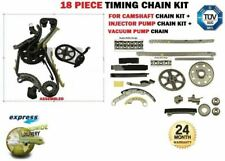 FOR NISSAN ALMERA PRIMERA X TRAIL 2.2 D DCI TIMING CAM + INJECTOR PUMP CHAIN KIT