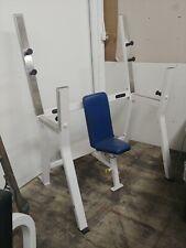 NAUTILUS OLYMPIC MILITARY RACK - KDA Fitness, LLC