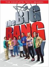 Warner Bros. Interactive Entertainment Big Bang Theory The Complete Tenth Season Blu Ray