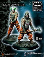 Batman Miniature Game: Joker die Clowns Set 1 kst35dc013