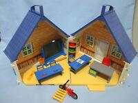 Playmobil City Life 5662 Take Along School House Set Playset Exclusive