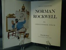 Abbeville Library of Art: Norman Rockwell by Christopher Finch (1983) #1268-Fsa