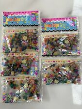 Water beads/ aqua beads / Orbeez 5 Packets Approx 750 Beads