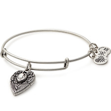NEW!!! ALEX AND ANI  Guardian Angel Charm Bangle ~ A-23